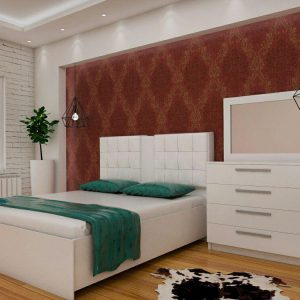 تخت خواب سایمون _کد7001