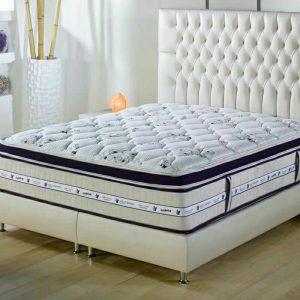 تخت خواب آبیک