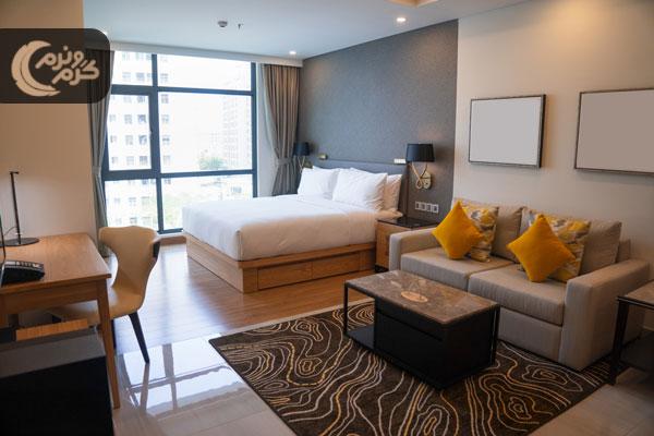 دیزاین اتاق خواب 2
