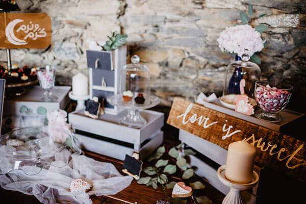 خرید وسایل دکور برای جهیزیه عروس 2