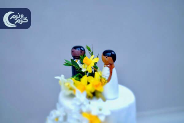 خرید وسایل دکور برای جهیزیه عروس