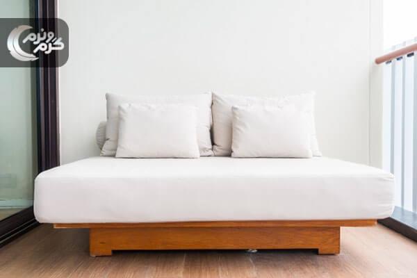 بررسی و مقایسه تخت خواب و باکس تشک ۲