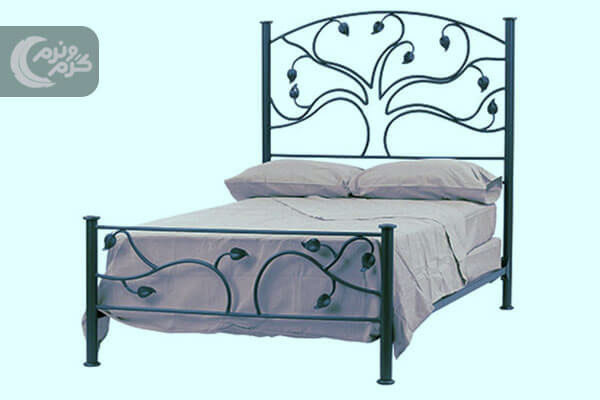 خرید اینترنتی تخت خواب فلزی