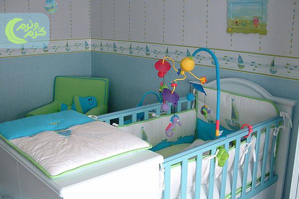 قیمت سرویس خواب نوزاد را از کجا بپرسیم؟