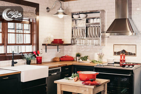دکوراسیون آشپزخانه را چگونه انتخاب کنیم؟ 2