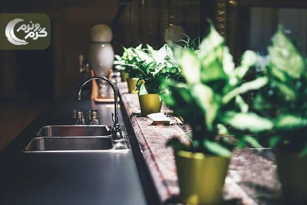 دکوراسیون آشپزخانه را چگونه انتخاب کنیم؟