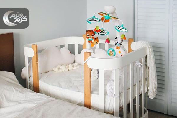 لزوم خرید سرویس خواب نوزاد