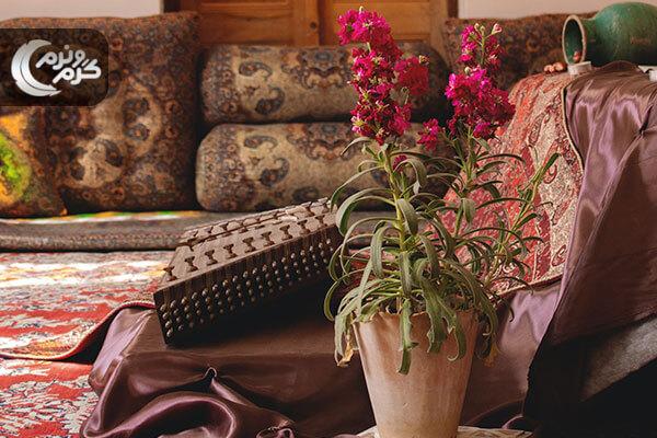 دکوراسیون خانه سنتی و شیک ۲