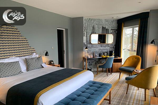 دکوراسیون اتاق خواب و نقش آن در زیبایی منزل ۲