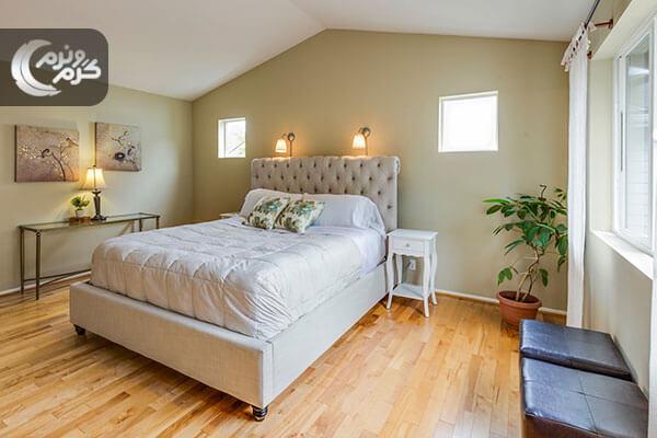 از مزیت های بهداشتی تخت خواب لمسه کاری چه می دانیم؟