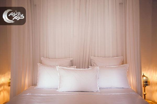 ویژگیهای پرده اتاق خواب ایده آل 2