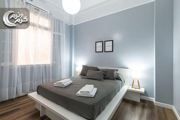 کدام جنس برای پرده اتاق خواب مناسبتر است؟ ۳