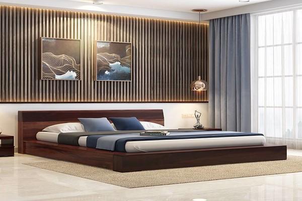 بررسی سایز تخت خواب دونفره و یک نفره